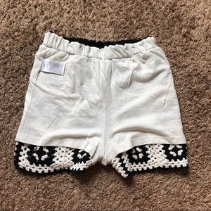 Urban Outfitters Shorts - Urban Outfitters Crochet Knit Shorts